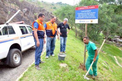 Prevenção: Defesa Civil alerta que moradores devem ficar atentos às chuvas fortes - Cristiano Braga - AECOM