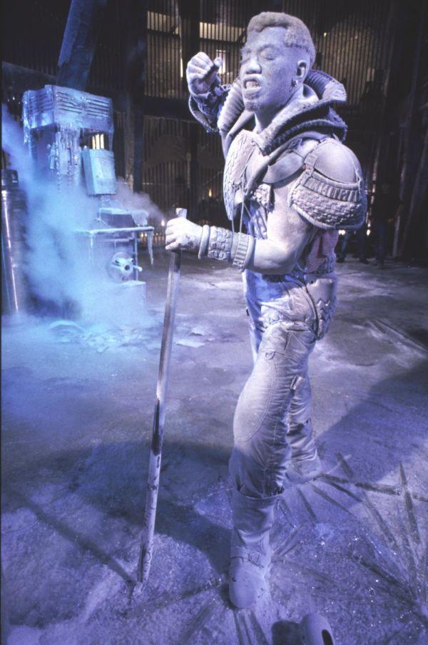 Congelado: Wesley Snipes pegou mais de um século (Foto: Divulgação)