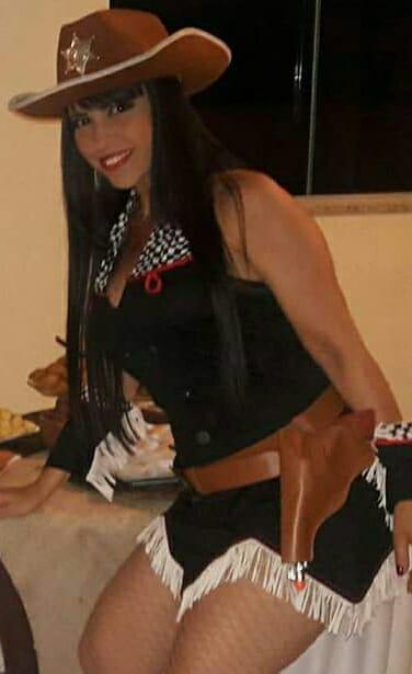 Rosane Faria, presença confirmada para o Carná Folia