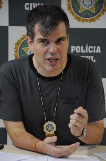 O Delegado Antônio Furtado (aniversariante do dia)