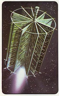 Projeto: O transatlântico espacial do futuro