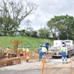 Passarela: Obras da passarela no KM 311 da BR 116 tem previsão de ser concluídas no primeiro semestre - AECOM