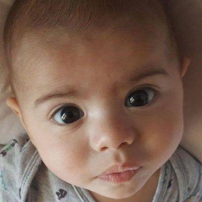 campanha: Rafael, que tem apenas seis meses, é portador da Síndrome de Wiskott Aldrich e precisa de doação de medula - Reprodução Facebook