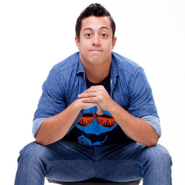 'O melhor trabalho do mundo': Sábado, dia 20, é a vez do humorista Renato Albani apresentar seu stand up comedy