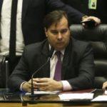 Maia: 'A liderança do governo é decisiva para aprovar a reforma'