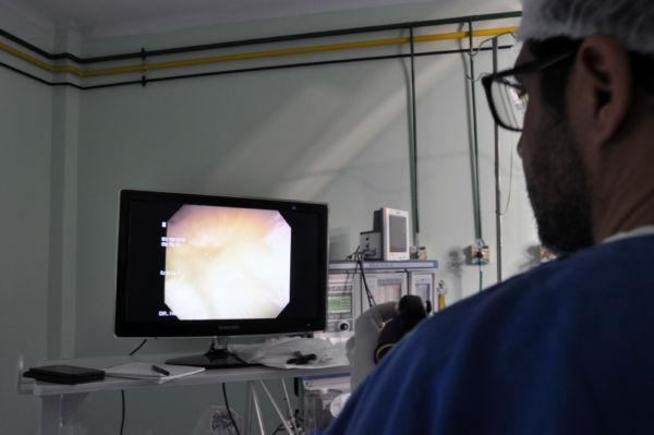 Oferta: Ação tem o objetivo de diminuir a fila de espera do município em exames proctológicos (Foto: Divulgação)