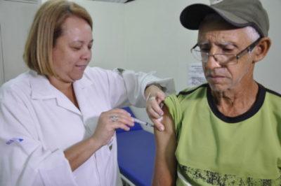 Imunização: Dia D acontece em todos os 92 municipios do Estado - Divulgação