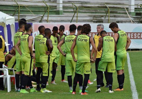 Volta Redonda vai em busca de uma boa campanha na competição nacional