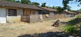 Sem-teto se recusam a deixar casas invadidas no Belmonte