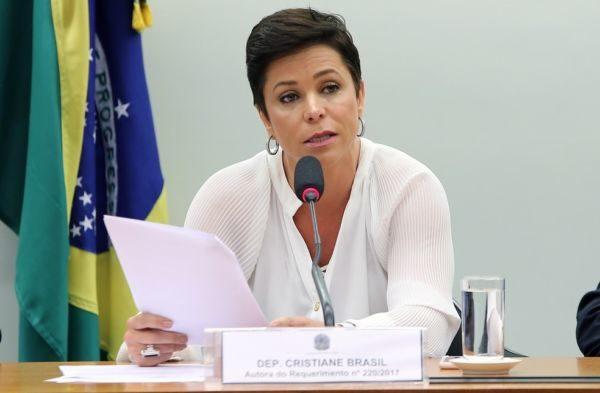 Filha de Roberto Jefferson  não sabe se assumirá ministério no governo Temer
