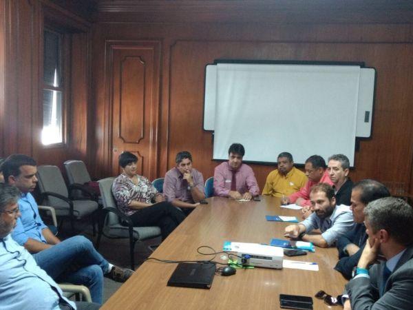 Pedidos: Rodrigo quer que a população seja melhor informada sobre licenciamento de aterro sanitário