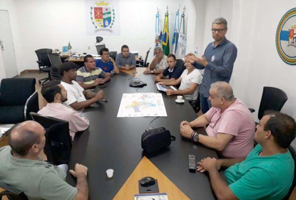 O prefeito Rodrigo Drable lamentou a saída de Fernando Balduíno dizendo que seu governo teve uma perda muito grande (Foto: Divulgação)