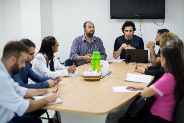 Reunião: Conselheiros conhecem detalhes sobre implantação de novo sistema