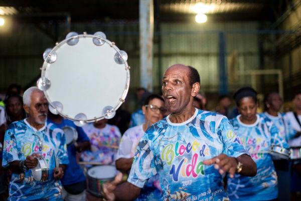 Encerrando a folia em Volta Redonda: Desfile oficial acontecerá no dia 24 de fevereiro (Foto: Gabriel Borges/SecomVR0