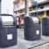 Contentores de resíduos sólidos subterrâneos são desativados em Barra Mansa