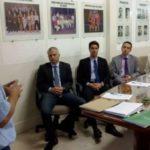 Coleta: Representantes do comércio se reuniram sobre como será realizada a Coleta Seletiva e os benefícios do projeto - Divulgação