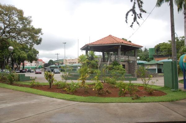 Centro: Evento acontecerá na Praça Teixeira Campos (Foto: Arquivo)