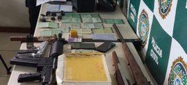 Suspeito de liderar quadrilha é preso na Operação da Polícia Civil em Angra dos Reis