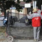 Força-Tarefa: Serviços de limpeza foram realizados nos bairros Paraíso e Ipê, na ultima semana - Divulgação
