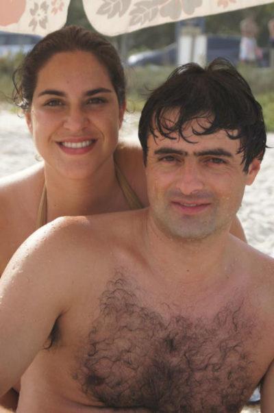 E Viva o Verão: O casal 'restauranteur' Sarah Gorito Santos e Everton Santos