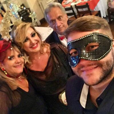 Este colunista entre Simone Storino, Ana Paula Delgado e Fábio Soares