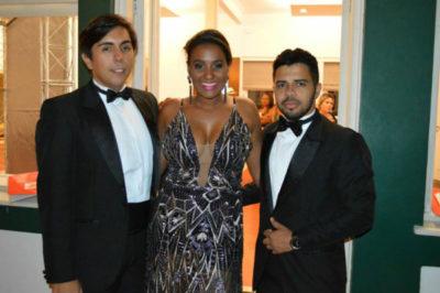 Renan Maia, Keily Santos e Wainer Pereira, integrantes do staff Sandro Henrique Cerimonial, foram mais uma vez, perfeitos, anfitrionando os participantes do Carná Folia