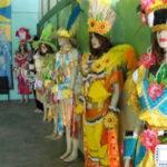 Na avenida: Samba vai tratar das flores e as relações que a sociedade tem com elas (Foto: Júlio Amaral)