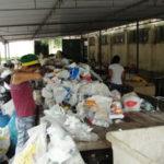 Cooperados precisam de ajuda para coletar material reciclável em Volta Redonda