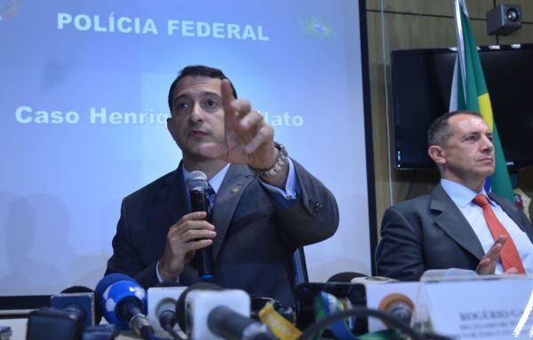 Rogério Galloro assume comando geral da Polícia Federal