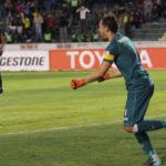 Martin Silva seguirá como um dos trunfos do Vasco na temporada