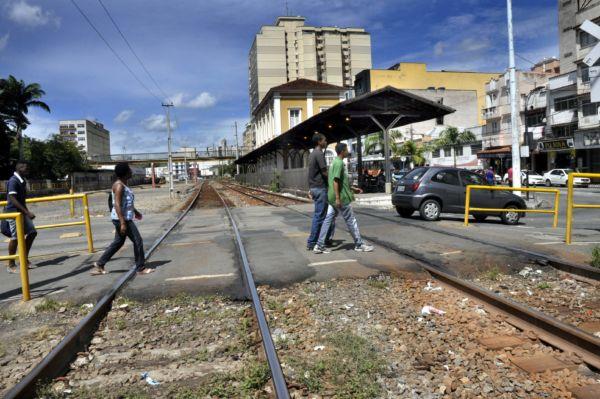 Cuidado  Em 2017, foram registrados 103 acidentes na malha ferroviária -  Paulo Dimas 17075c03d3