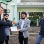 Entregue: Município já começa administrar o Hospital Santa Margarida; serviços de manutenção devem começar na segunda - Gabriel Borges