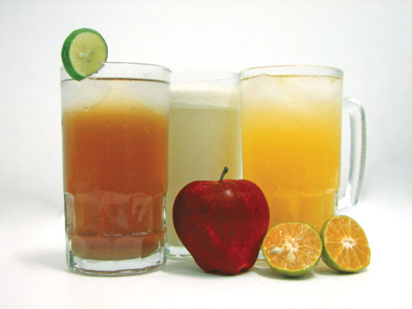 Hidrate-se: Em caso de exagero, sucos desintoxicantes são uma ótima opção (Foto: Divulgação)