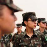 Pela primeira vez na história do Exército Brasileiro, as mulheres poderão se tornar oficiais combatentes e chegar à patente de general e até ao comando do Exército (Foto; Divulgação/Exército Brasileiro)