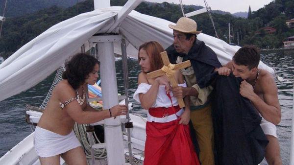 'Viagem à Baía dos Reis': Projeto conta com a participação de músicos e a atuação de vários atores (Foto: Divulgação)
