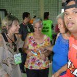 De olho: Secretária  confere pessoalmente cumprimento de lei no Raulino de Oliveira