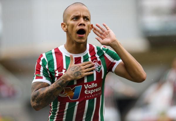 Marcos Junior tem se destacado com a camisa do Fluminense