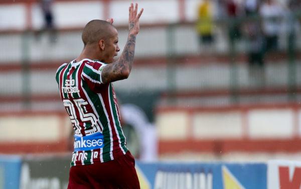Marcos Júnior foi o nome do jogo diante do Bangu