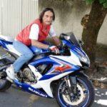 Juarez tinha paixão por carros e motos possantes