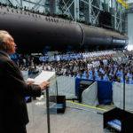 (Itaguaí - RJ, 20/02/2018) Cerimônia de Início da Integração dos Submarinos Classe Riachuelo. Foto: Beto Barata/PR