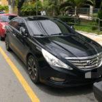 Adolescentes foram detidos em carro roubado