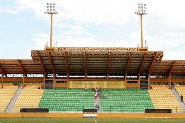 Estádio que vai abrigar a partida entre Fluminense e Voltaço