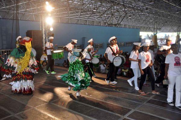 Tradição: Pavilhão de eventos reunirá folias de Volta Redonda e de cidades vizinhas (Foto: Arquivo)