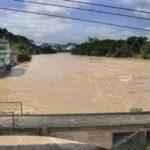 Defesa Civil pede que moradores fiquem alertas quanto a cheia do Rio Paraíba (crédito Paulo Dimas)