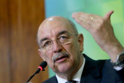 Ministro do Desenvolvimento Social e Agrário, Osmar Terra (crédito AB)