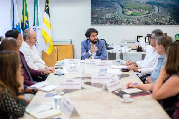 Solução: Equipes técnicas do FURBAM e do IPPU vão se reunir com o a CEHAB para ver o andamento da parte física da obra - Gabriel Borges – Secom/VR