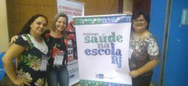Saúde e Educação de Porto Real participam de seminário de ações estratégicas
