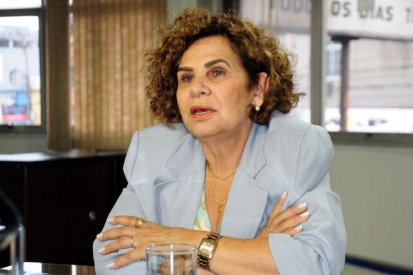 Intenção: América Tereza afirma que também pretende se candidatar a deputada federal (Fotos: Paulo Dimas)
