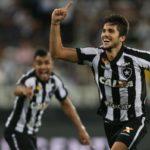 Botafogo teve noite de heróis e vilões mas todos sorriram no final