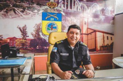Polícia Militar tem nova troca de comando na região (crédito Divulgação)
